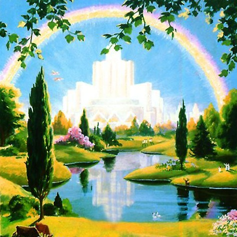 Heaven clipart new earth Pure the gates twelve was