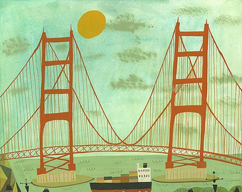 Haven clipart golden gate Limited Stephens edition Golden by