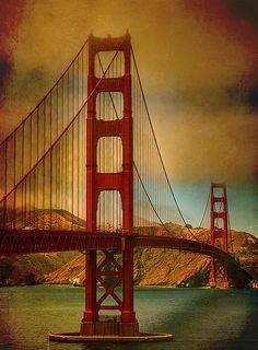 Haven clipart golden gate San love signal Francisco Bridge