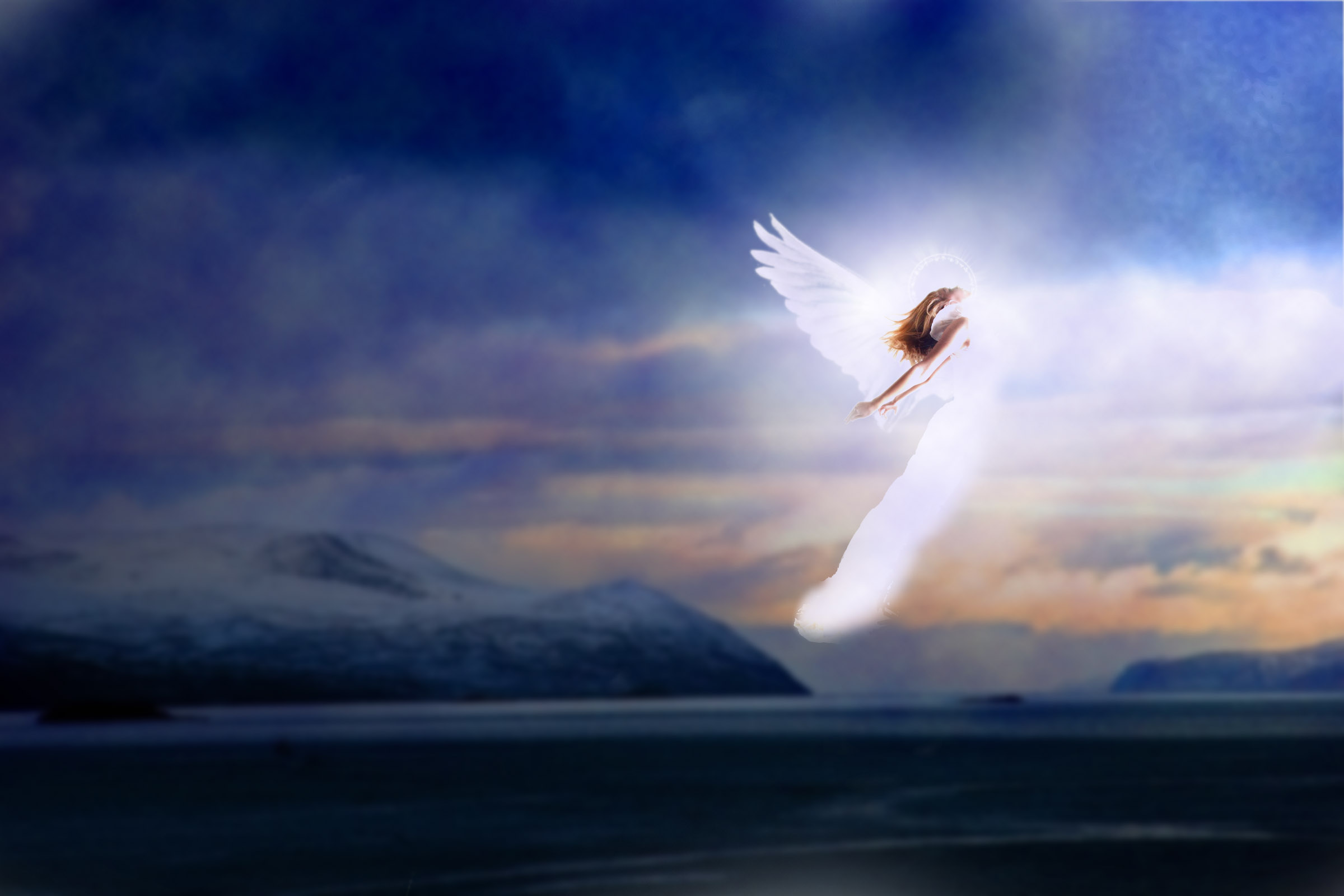 Haven clipart heavenly angel Of Free collection Heaven And