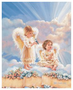 Haven clipart heavenly angel D/b/a angel angels Touch child