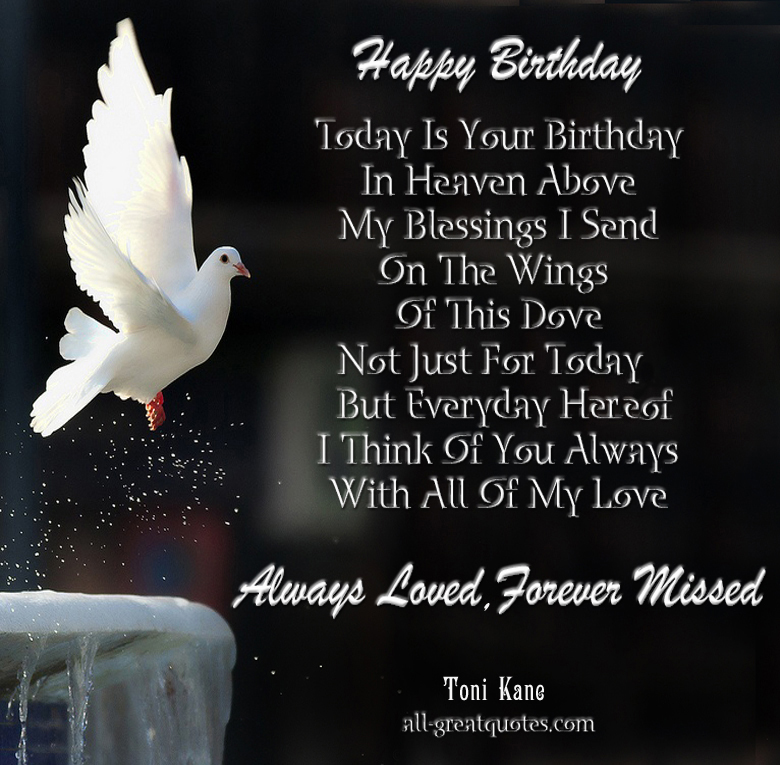 Haven clipart heavenly father In Happy Happy Birthday for