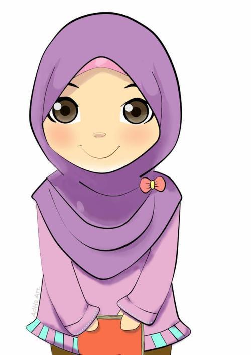 Haven clipart islam TaJ92 Muslimah Chibi muslim on