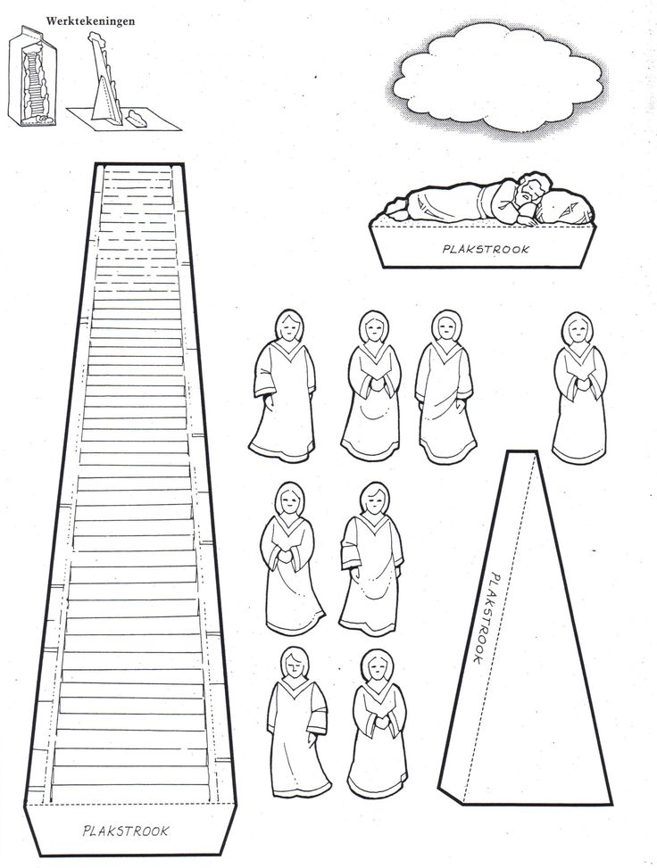 Haven clipart jacob's ladder 182 Abraham Jacob's best about