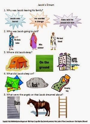 Haven clipart jacob's ladder This Fun kids Jacob's Find