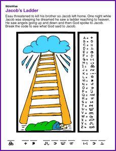 Haven clipart jacob's ladder On images Activities Jacob Joseph