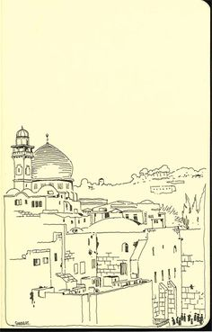 Haven clipart jerusalem Pinterest Sketchbooks I there at