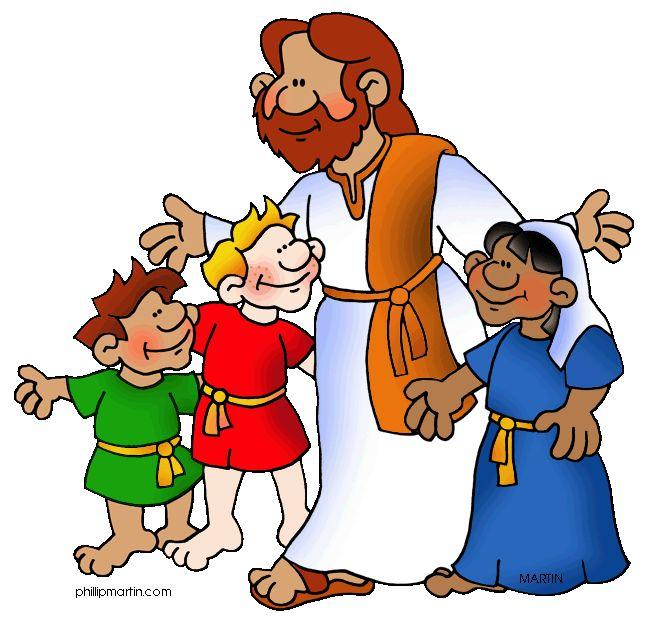 Healing clipart new testament Science CHILDREN Best Jesus LITTLE