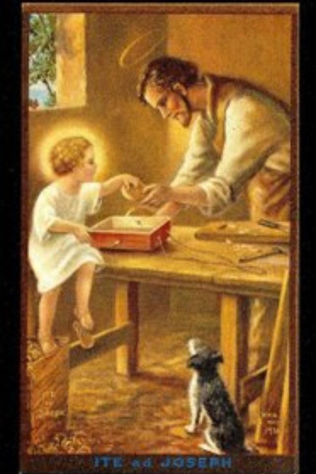 Haven clipart joseph father jesus Best Joseph 13 about Pinterest