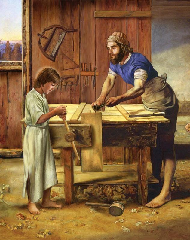 Haven clipart joseph father jesus 142 St men images on