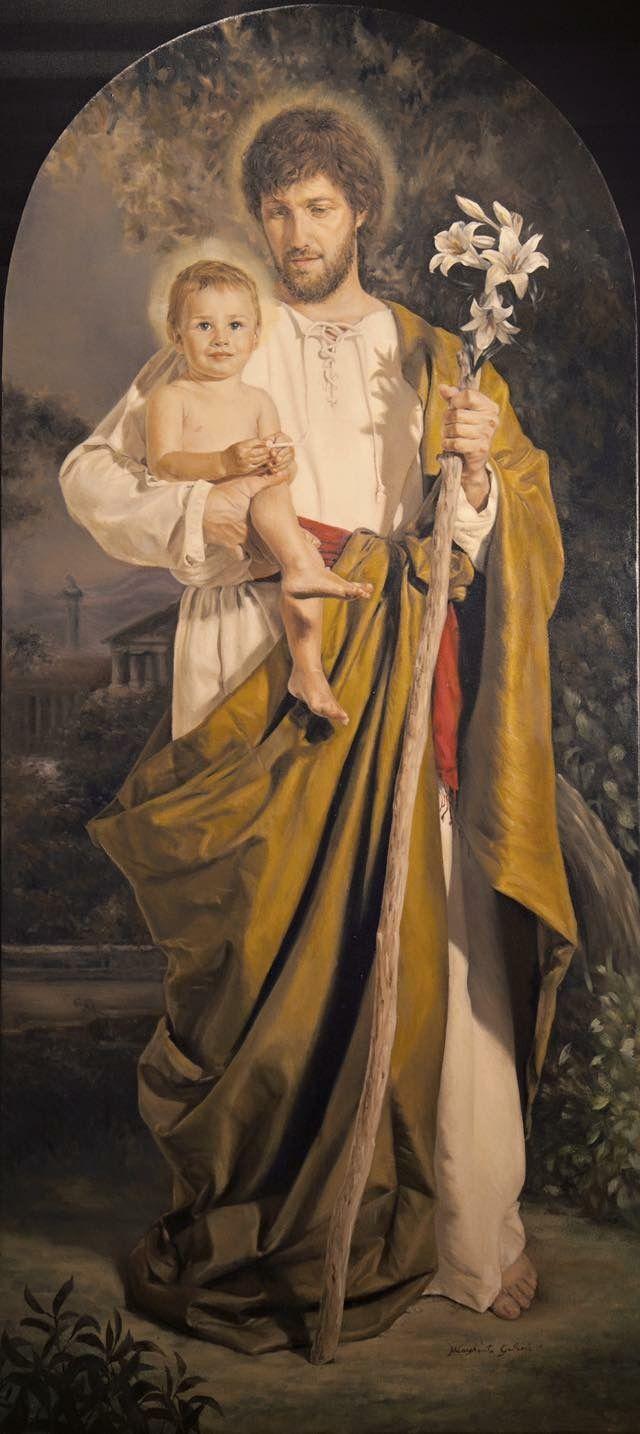 Haven clipart joseph father jesus Catholic Roman Pinterest  images