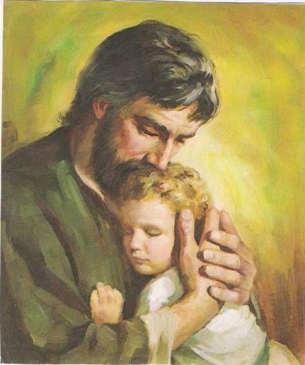 Haven clipart joseph father jesus Joseph St Pinterest  images