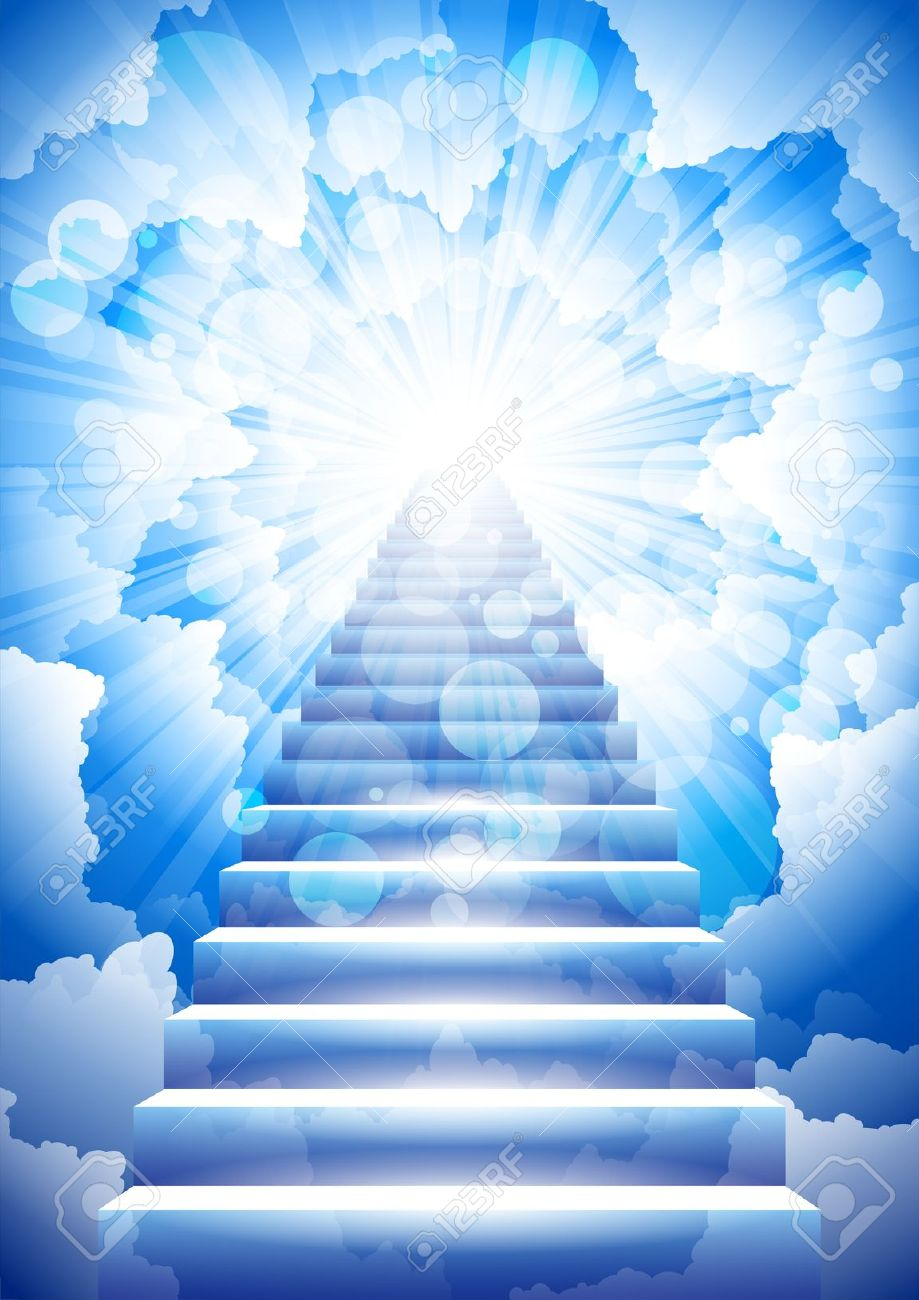 Heaven clipart lader Stairway Group Pictures (44+) To