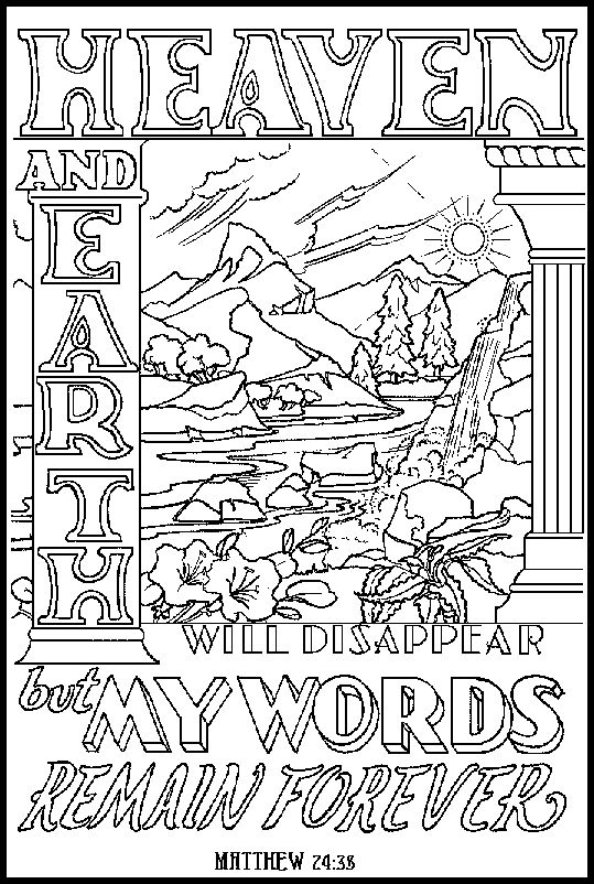 Haven clipart new earth To about 561 words Colouring