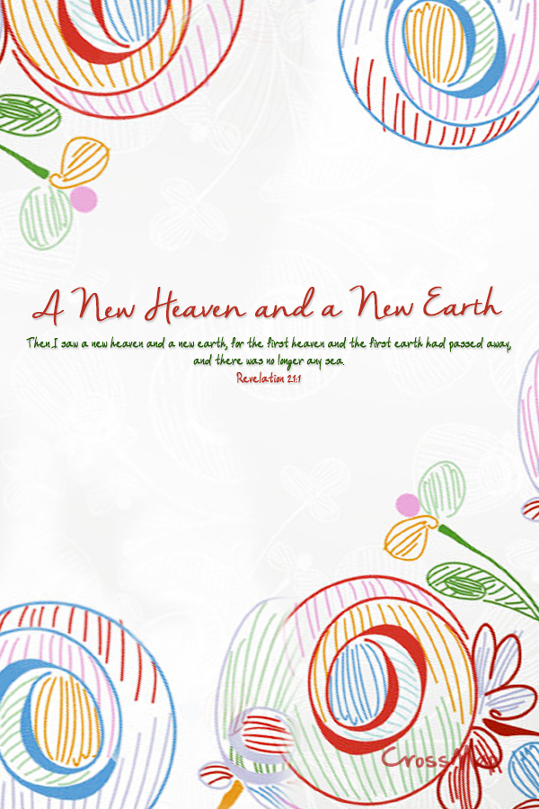 Haven clipart new earth New Christian Heaven Earth a