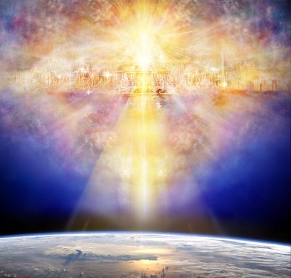 Haven clipart new earth Heaven on Jesus ideas of