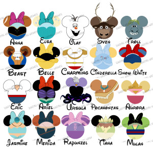 Haven clipart our head HEAD Disney Family Family Has