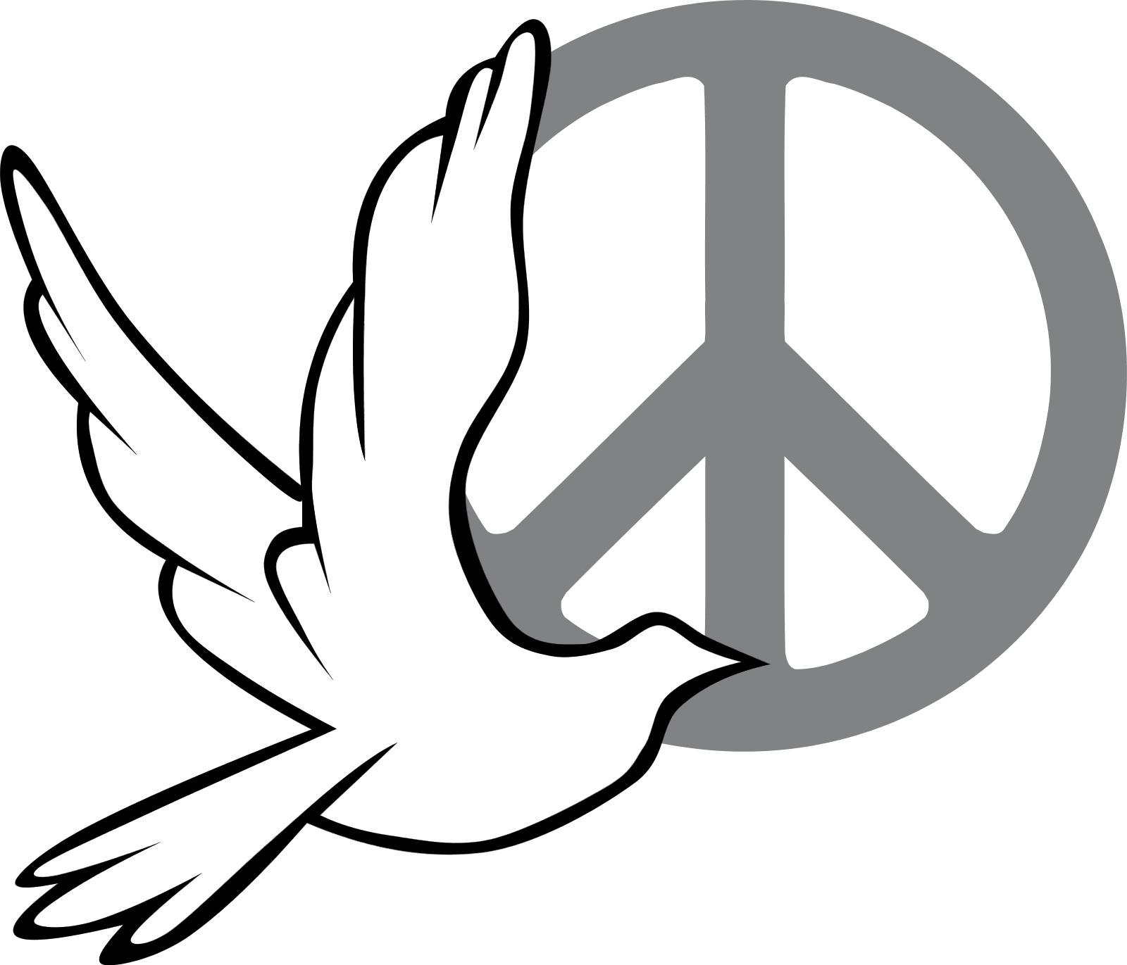 Peace Sign clipart dove The Haven Universal Peace of