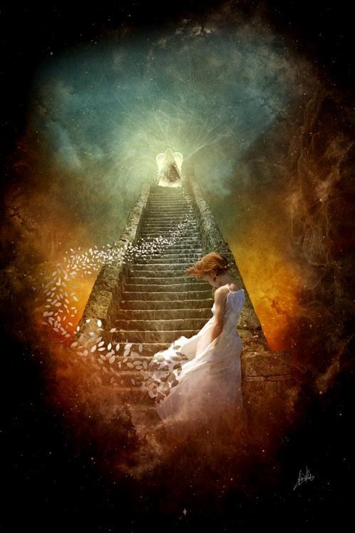 Heaven clipart spiritual Spirit world life best Pinterest