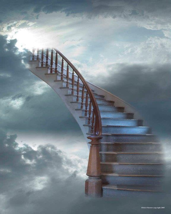 Haven clipart staircase 201 on Heaven best to