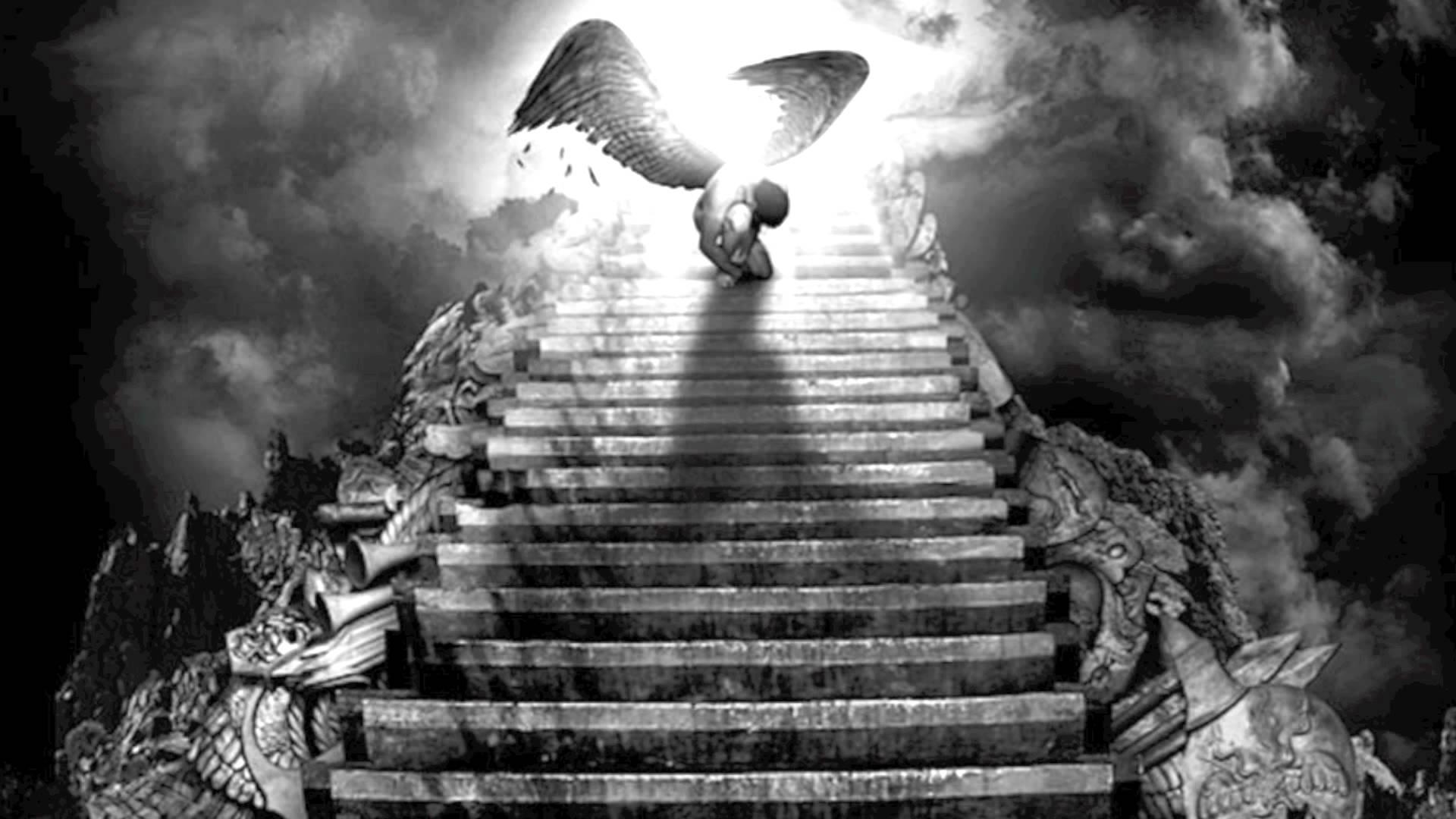 Haven clipart staircase To heaven Stairway Heaven Zeppelin