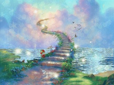 Haven clipart stairway to heaven Now! created thanksgiving blingee Blingee