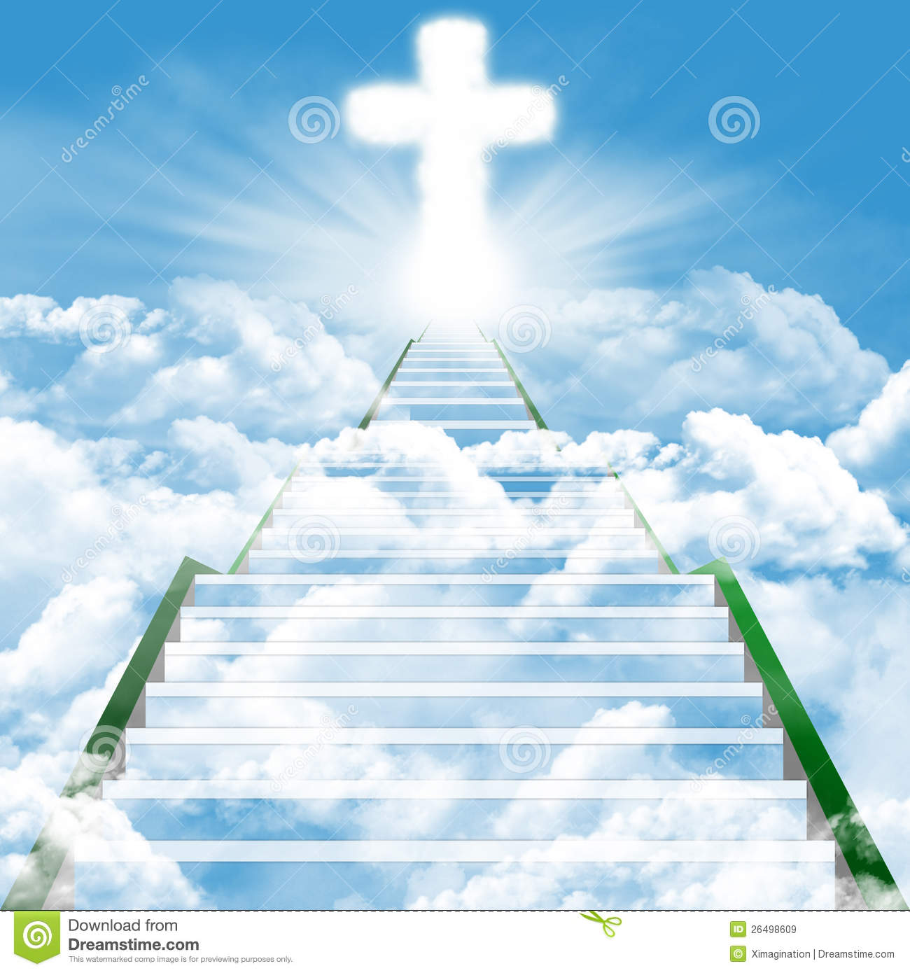 Heaven clipart stairway to heaven Heaven Stairway Clipart (44+) Kid