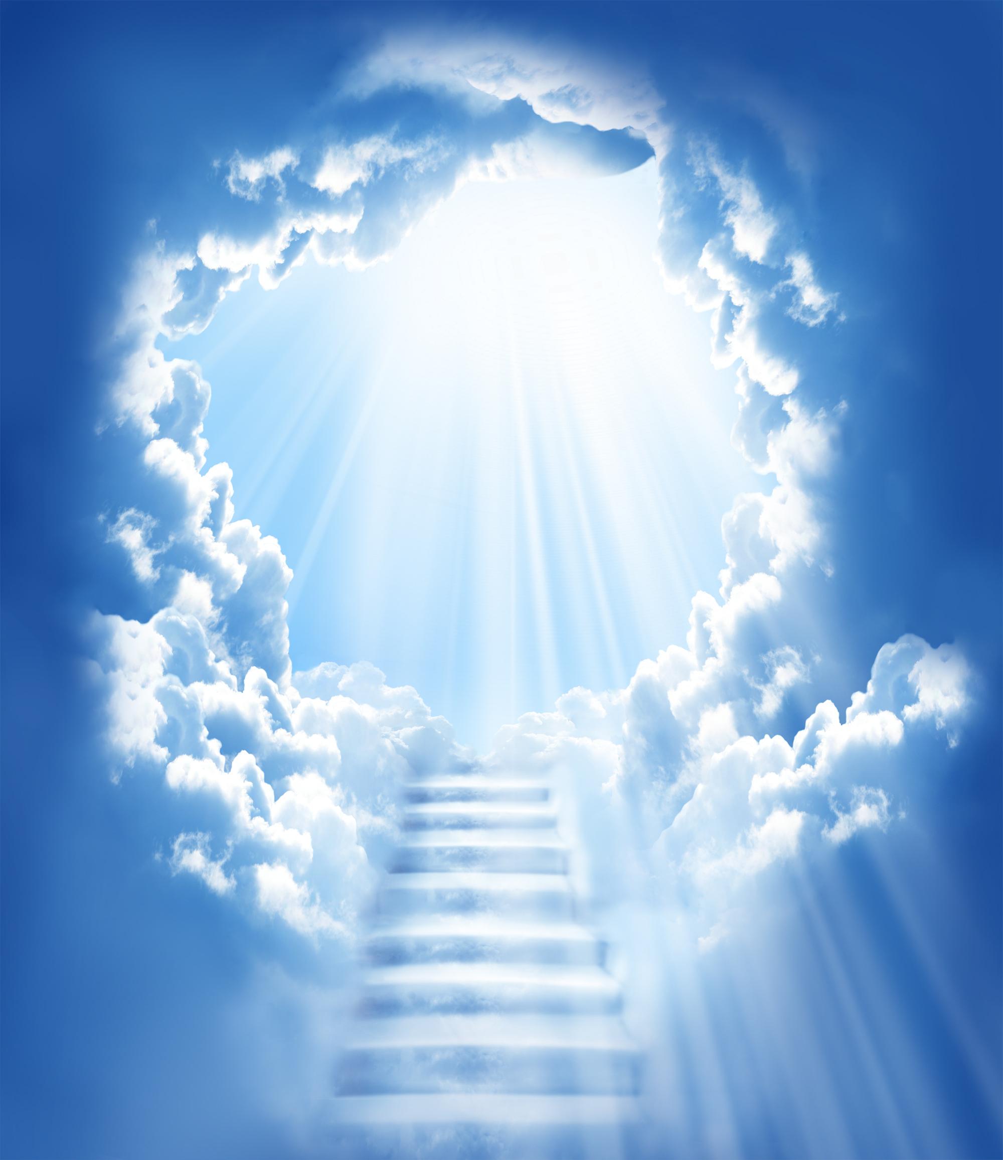 Heaven clipart islam Angel Heavens Up In In