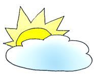 Haven clipart sun cloud And Art  Summer summer