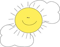 Haven clipart sun cloud Clip Art more boot and