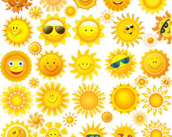 Haven clipart sunshine 75 Silhouette Suns Silhouette And