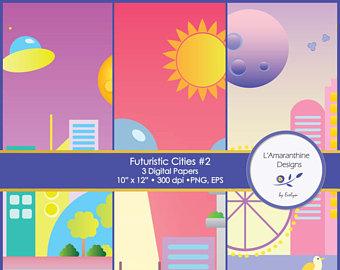 Haven clipart utopia Future Spaceship World #2 of