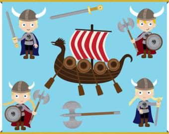 Haven clipart viking Warriors Downloads Axe Instant Boy