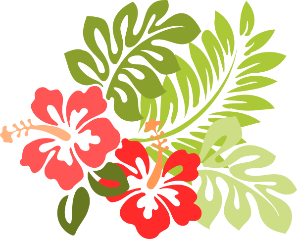 Yellow Flower clipart hawaiian Printables clip art 5 free