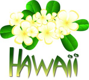 Hawaii clipart Art Clipart hawaiian%20flower%20clip%20art Free Clipart