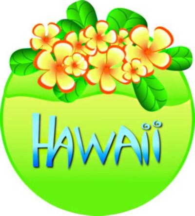 Pineapple clipart hawaiian Clipartix Pictures Hawaiian Hawaii Clip