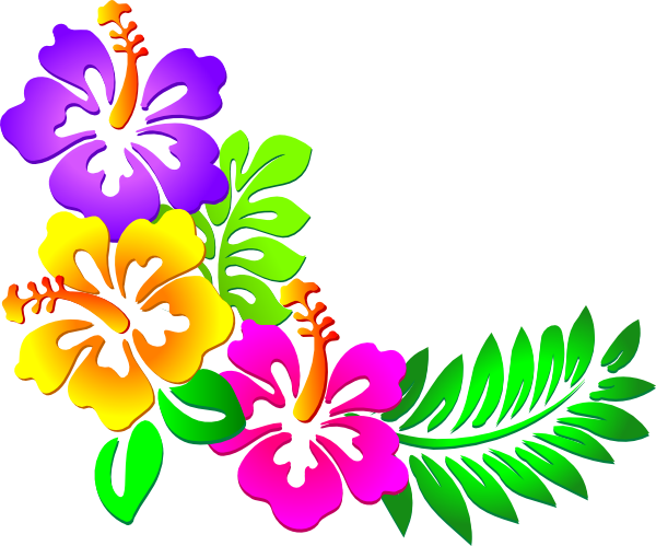 Blade clipart hibiscus leaves #12