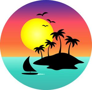 Hawaii clipart Art Hawaii Hawaiian free Clipartix
