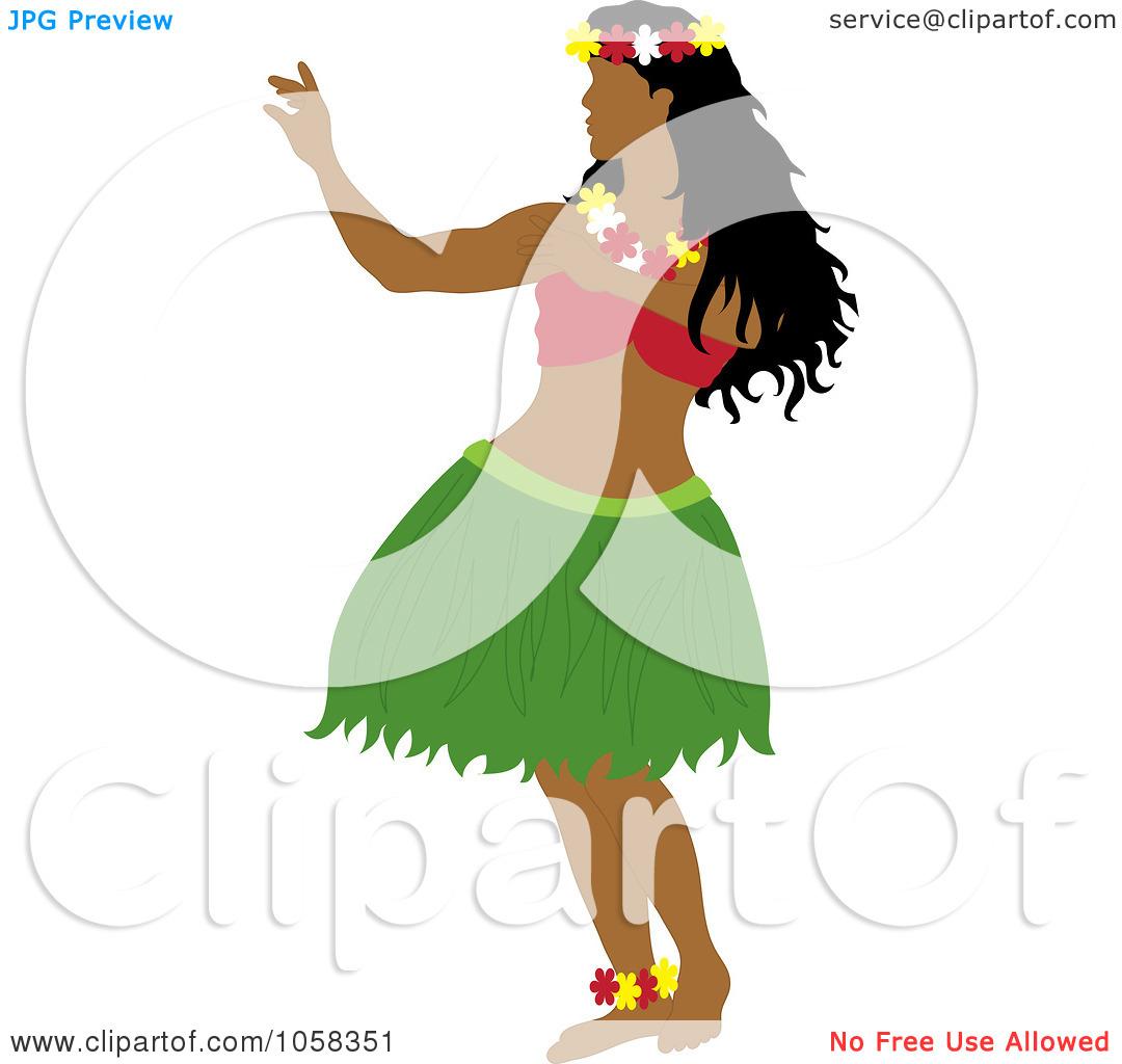 Hawaii clipart hula dancer  Hula dancer This Hawaiian