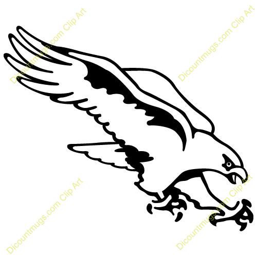 Bald Eagle clipart hawk Art Panda Hawk Cute Clip