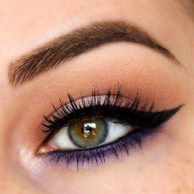 Hazel Eyes clipart beautiful eye And 25+ Purple color eye
