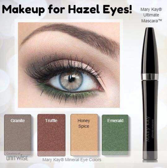 Hazel Eyes clipart beautiful eye Eye Best Beautiful Mary marykay