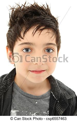 Hazel Eyes clipart boy Eyes with young of up