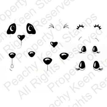 Dibujos Keen Parts: original ojos