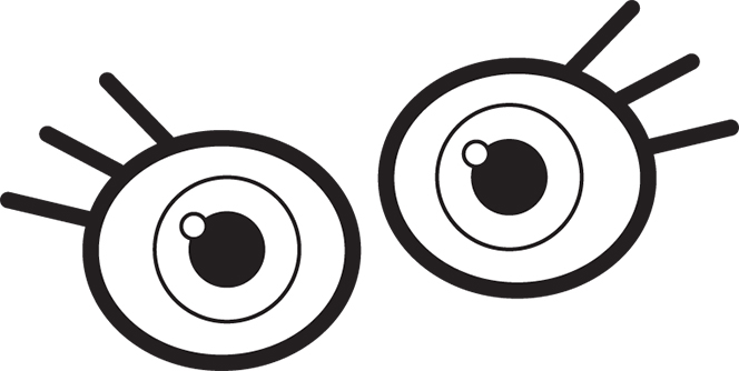 Hazel Eyes clipart child eye Clipart Clipart Eye For Images