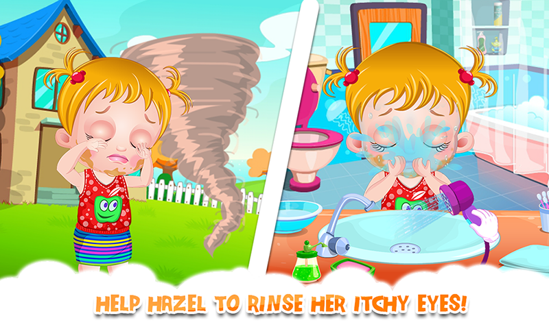 Hazel Eyes clipart child eye Hazel Android Hazel screenshot Apps