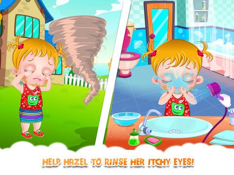 Hazel Eyes clipart child eye Care App Screenshot Hazel Store