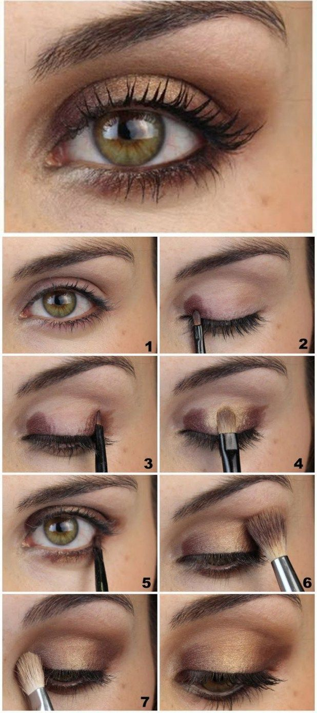 Hazel Eyes clipart eyeliner This Find Make Mania Look