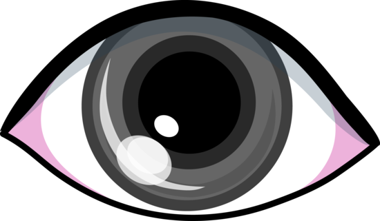 Lazer clipart eye Eye ball for  Clip