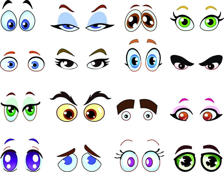 Hazel Eyes clipart happy eye #7645 clipart eyes clip stuff
